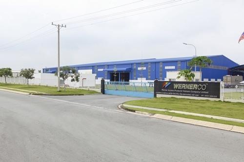 Nhà xưởng WERNER-VSIP II mở rộng